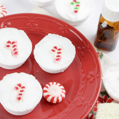 How to make Peppermint Shower Steamers
