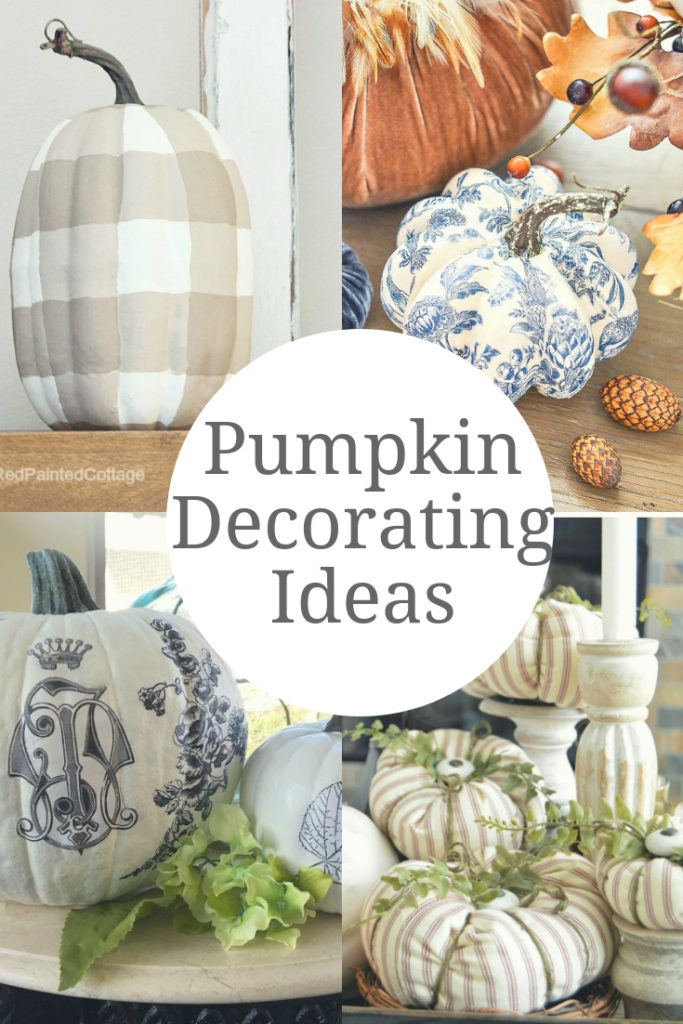 Pumpkin Decorating Ideas that are perfect for your home during the fall season.