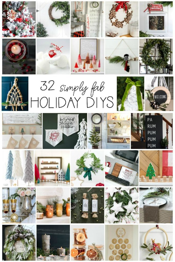 Beautiful Holiday crafts you can make at home!