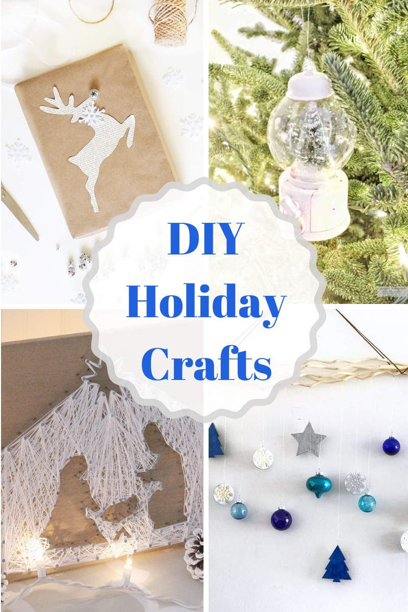 diy holiday craft projects domestically speaking