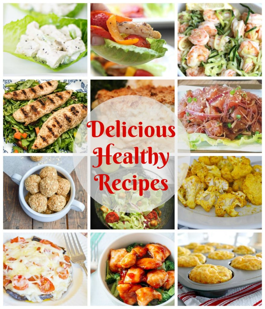 Delicious Healthy Recipes