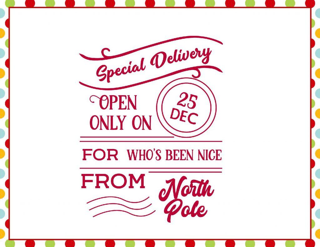 Christmas Gift Tag Set Free Printable My Uncommon Slice Of